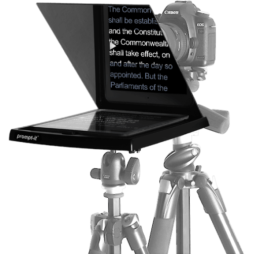 Prompt-it Maxi Teleprompter