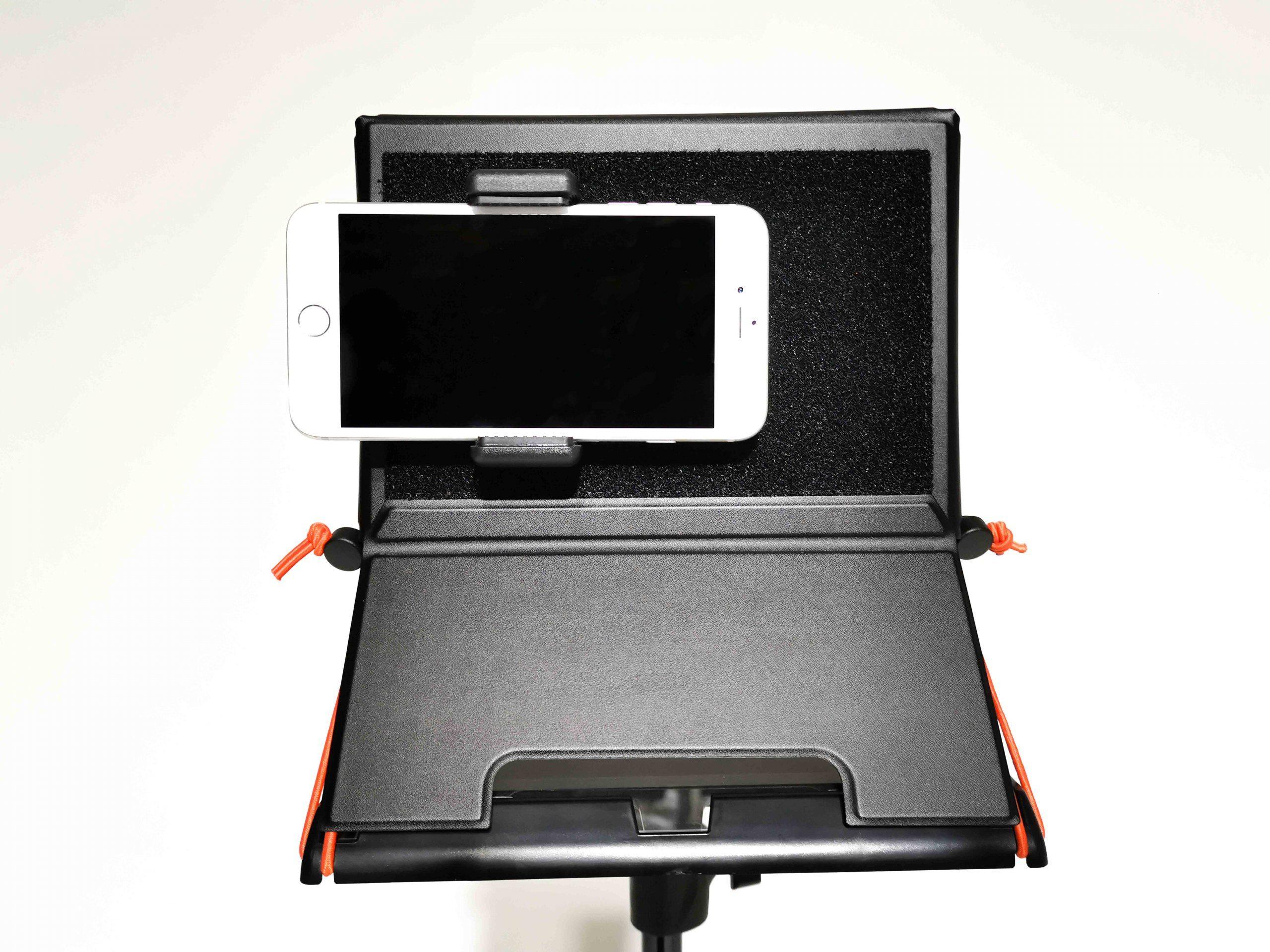 Teleprompter Smart Glare Cover