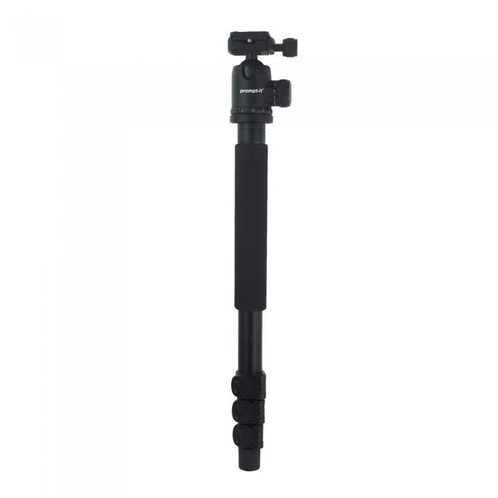 Teleprompter tripod stand duo kit