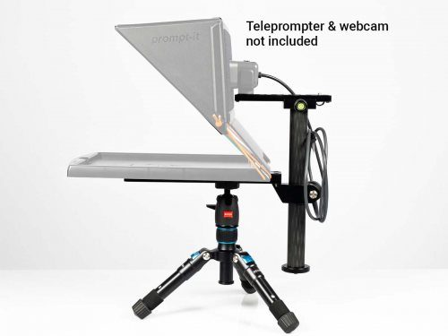 Teleprompter table top rig kit